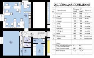 Поэтажный план и экспликацию квартиры получить из бти