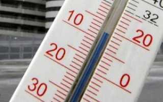 Нормы температуры в жилых помещениях