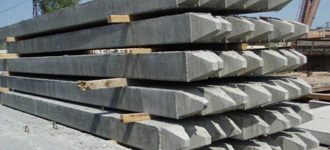 Железобетонные колонны: свойства, характеристики, виды
