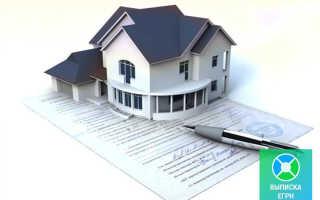 Расширенная выписка из ЕГРН на недвижимое имущество