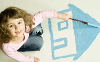 Как можно прописать ребенка в квартиру к бабушке